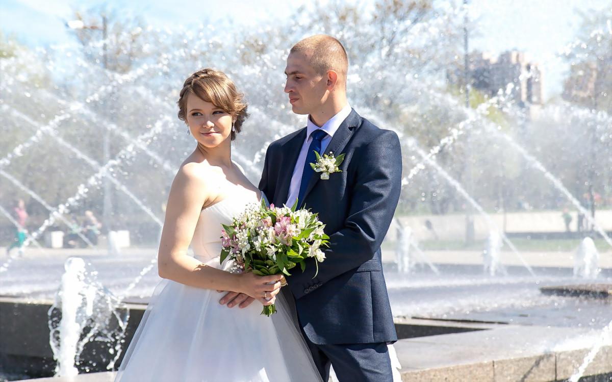 Свадебная фотосессия: Сергей и Катя