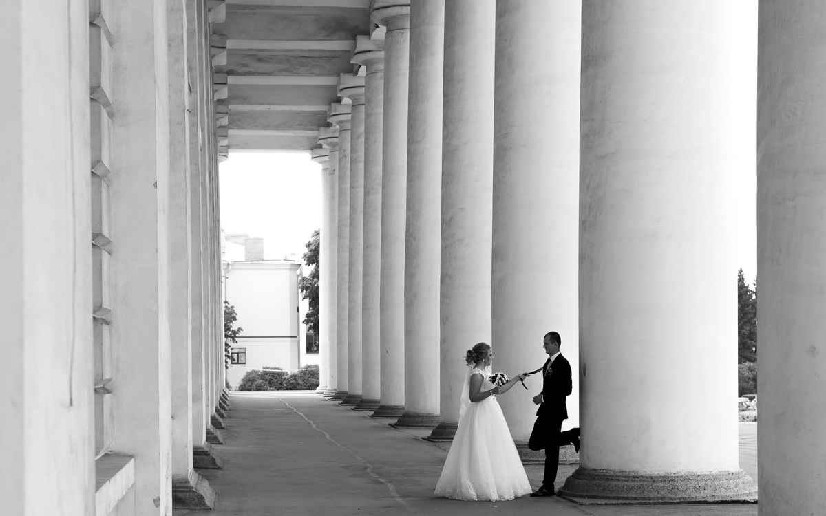 Свадебная фотосессия Марина и Дима