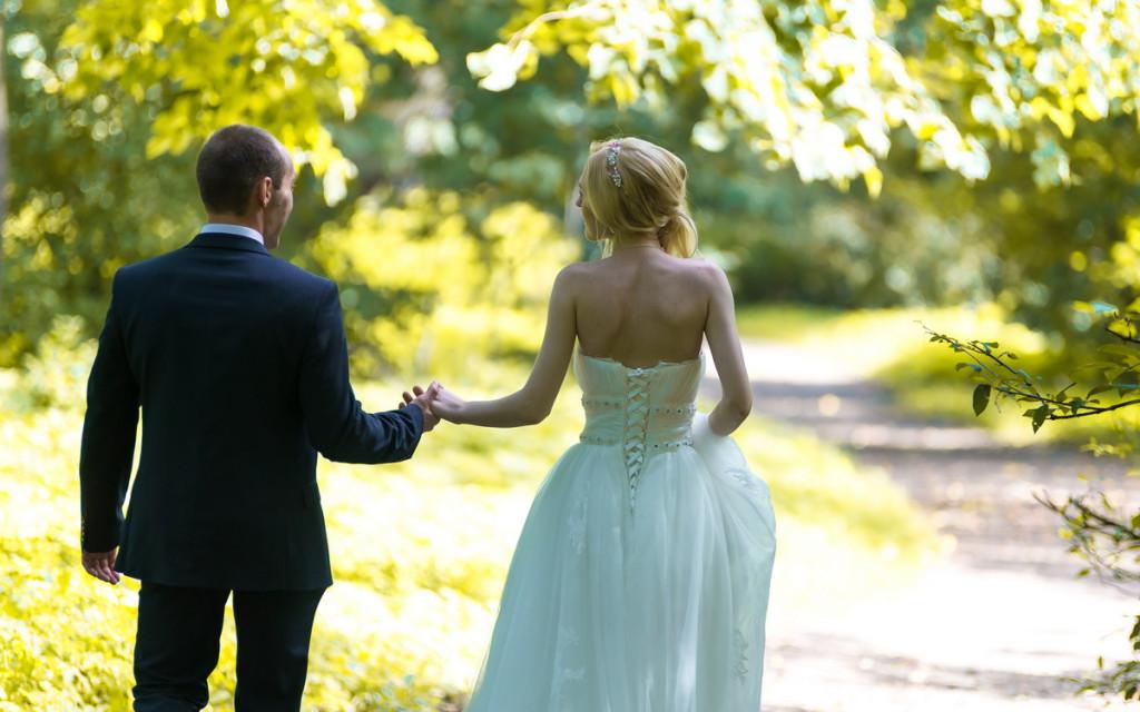 недорогая свадебная фотосессия