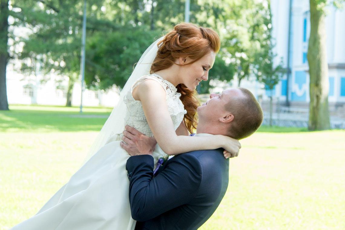 Анонс небольшой свадебной фотосессии