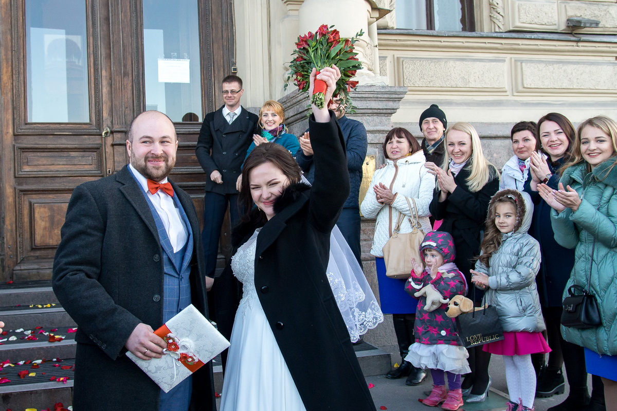 свадебная сьемка санкт-петербург