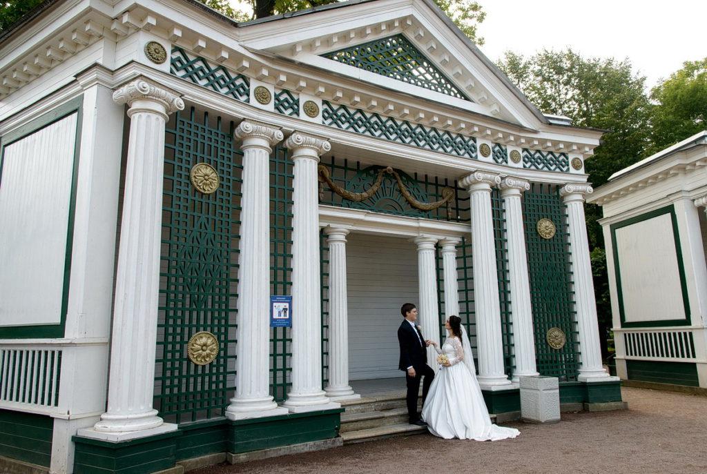 свадебная фотосессия в спб