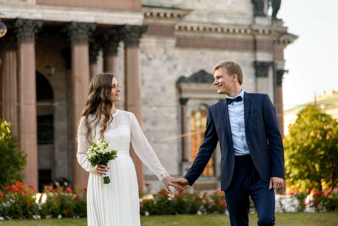 Свадебная фотосессия Алена +Артем